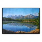 Canadian Art Oilpaintings 003GRP: 36x48inches