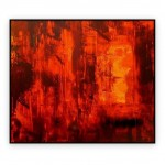 Abstract Art Oilpaintings - 001 : 30x34""