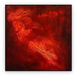 Abstract Art Oilpaintings - 006: 40x40""