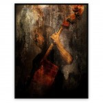 Music and Dance Oilpaintings 013: 30x40 inches