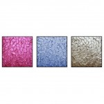 Abstract Art Oilpaintings - 037: Set of 3