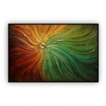 Abstract Art Oilpaintings - 066: 24x36""