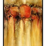 Contemporary Collection #087: 24 x 48 inches
