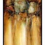 Contemporary Collection #088: 24 x 48 inches