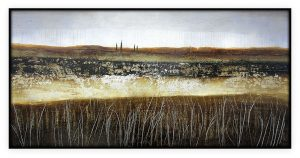 Contemporary Collection #133: 24 x 48 inches