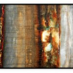 Contemporary Collection #137: 24 x 48 inches