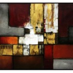 Contemporary Collection #157: 36 x 48 inches