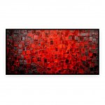 Abstract Art Oilpaintings - 087: 24x48""