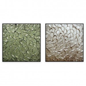 Abstract Art Oilpaintings - 112: Set of 3