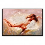 Nude Art Oilpaintings 084GRP: 30x40 inches