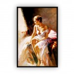 Nude Art Oilpaintings 090GRP: 24x36inches