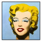 Pop Art Oil Paintings