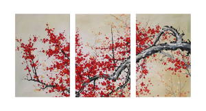 Multipanel Art Oilpaintings 11