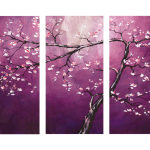 Multipanel Art Oilpaintings 24
