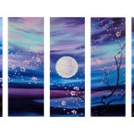 Premium Multipanel Art Oilpaintings GR30