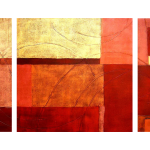 Multipanel Art Oilpaintings 40