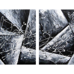 Multipanel Art Oilpaintings 41