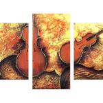 Multipanel Art Oilpaintings 42