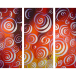 Multipanel Art Oilpaintings 43