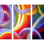 Multipanel Art Oilpaintings 46