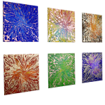 Premium Multipanel Art Oilpaintings GR108