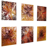 Premium Multipanel Art Oilpaintings GR109