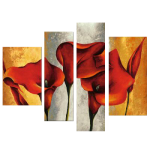 Multipanel Art Oilpaintings 116