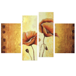 Multipanel Art Oilpaintings 123