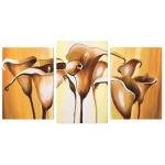 Multipanel Art Oilpaintings 132