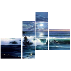 Multipanel Art Oilpaintings 158
