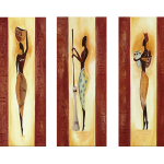 Multipanel Art Oilpaintings 230