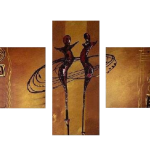 Multipanel Art Oilpaintings 233