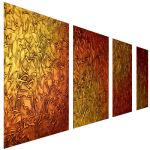 Multipanel Art Oilpaintings 248
