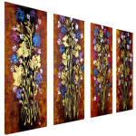 Multipanel Art Oilpaintings 249