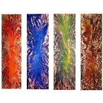 Multipanel Art Oilpaintings 250