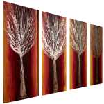 Multipanel Art Oilpaintings 251