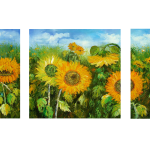 Multipanel Art Oilpaintings 408