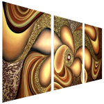 Multipanel Art Oilpaintings 415