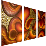Multipanel Art Oilpaintings 416