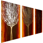 Multipanel Art Oilpaintings 473