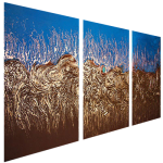 Multipanel Art Oilpaintings 476