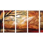 Premium Multipanel Art Oilpaintings GR560
